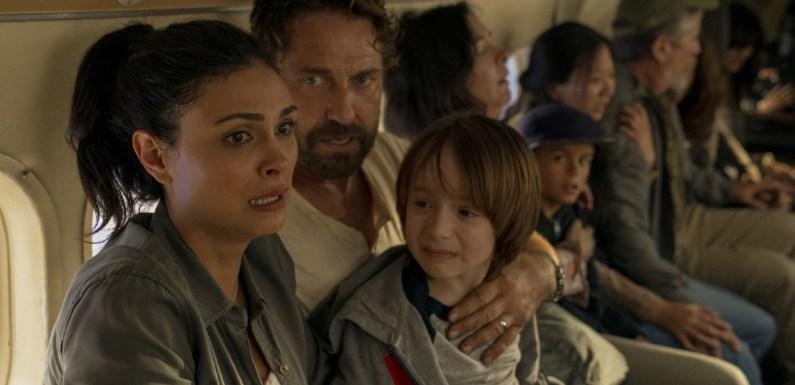 'Greenland' tendrá secuela: Morena Baccarin y Gerard Butler buscarán un nuevo hogar tras la caída del meteorito