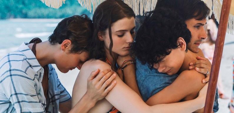 'Tiempo': Descubre la novela gráfica que inspiró la nueva película de Shyamalan