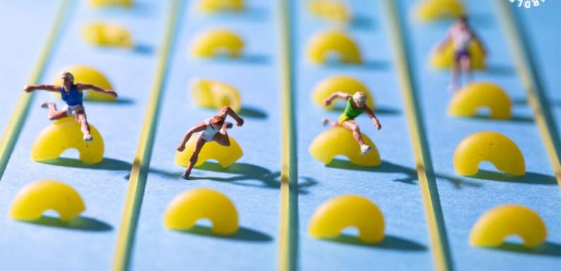 Antes de inaugurarse los Juegos Olímpicos de Tokio ya se celebraron las miniolimpiadas en el «mundo pequeñito» de David Gilliver