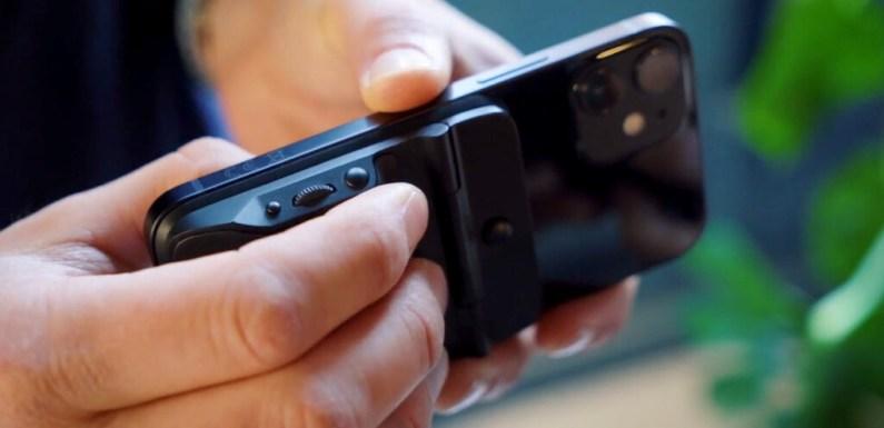 Fjorden, una empuñadura para convertir el iPhone en una cámara con controles físicos cuyo proyecto está triunfando en KickStarter