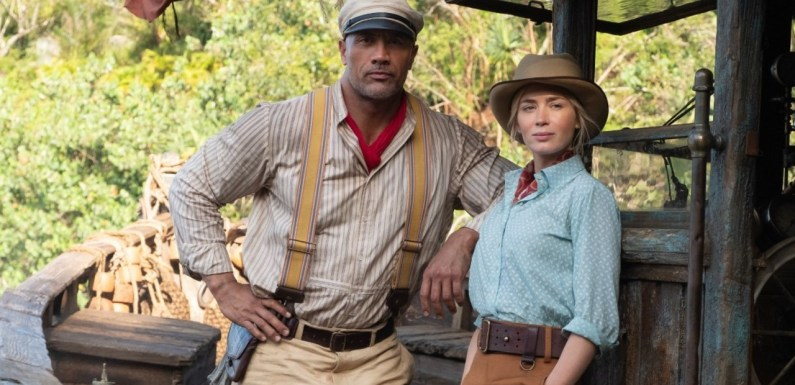 'Jungle Cruise': La mayor aventura del verano llega a los cines y a Disney+