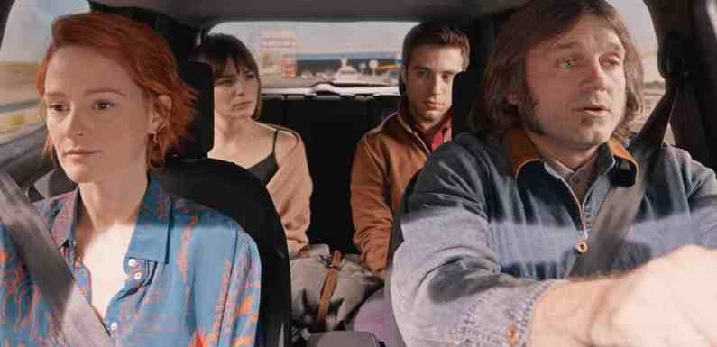 'Con quién viajas': El viaje en Bla Bla Car que se transforma en un 'thriller' al volante