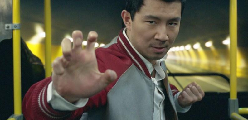 'Shang Chi y la leyenda de los Diez Anillos' devuelve a la taquilla a datos prepandemia