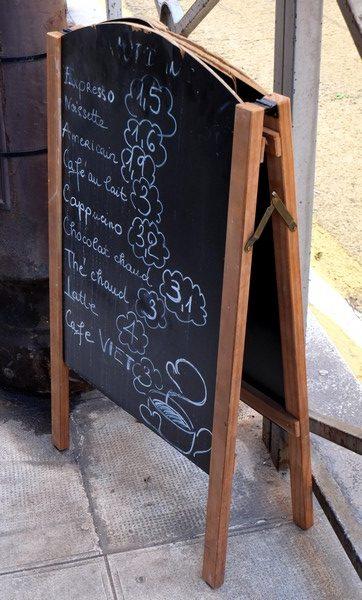Boissons chaudes du Deli Banh Mi