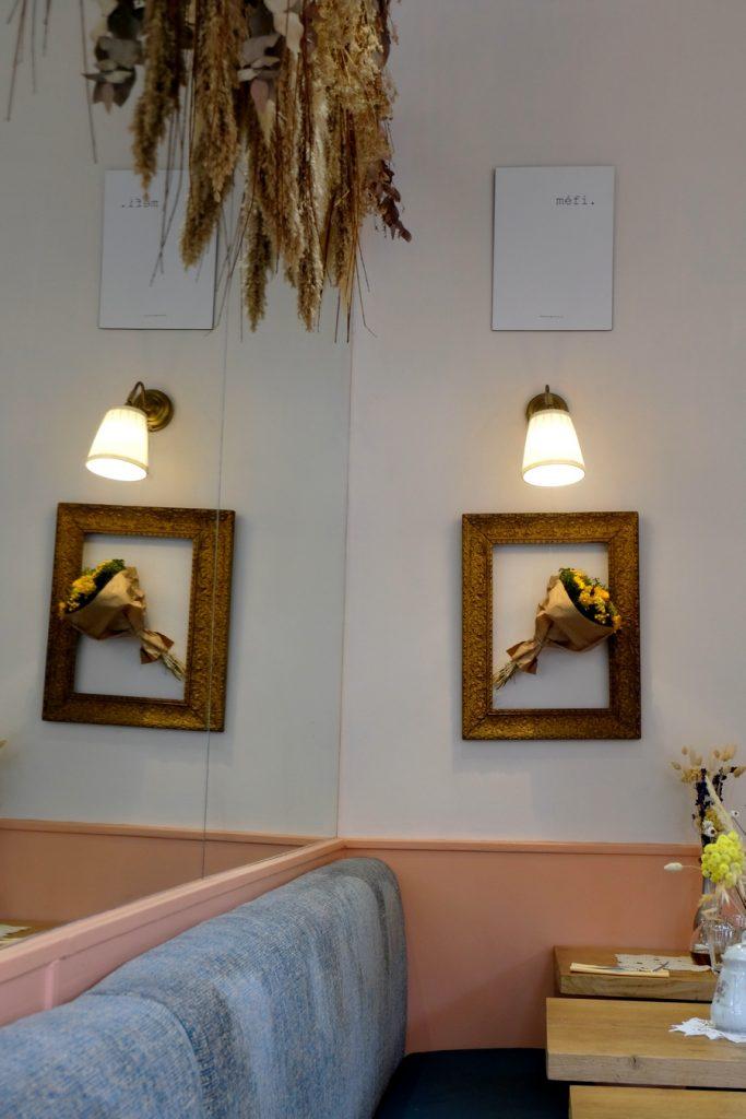Décorations du Café Brindille