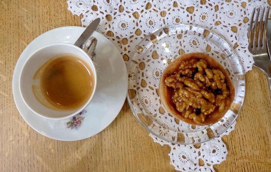 Dessert du Café Brindille