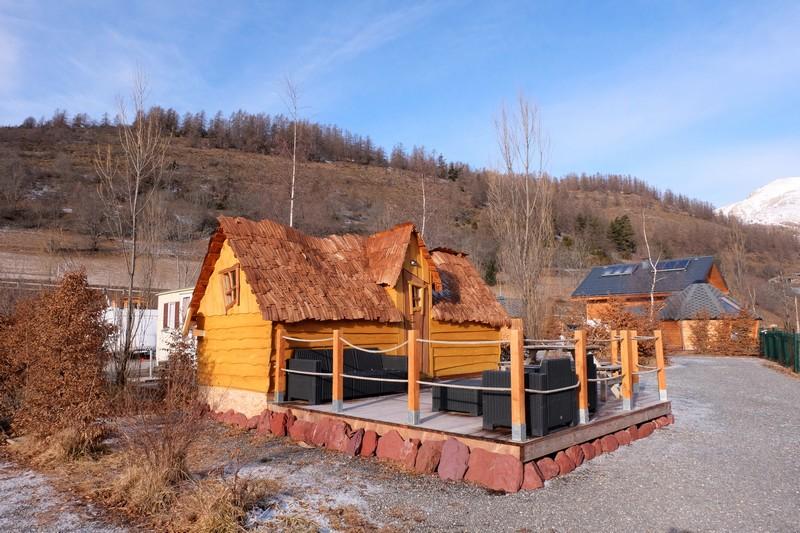 Cabane magique du camping Le Cians