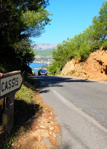 Route de Cassis