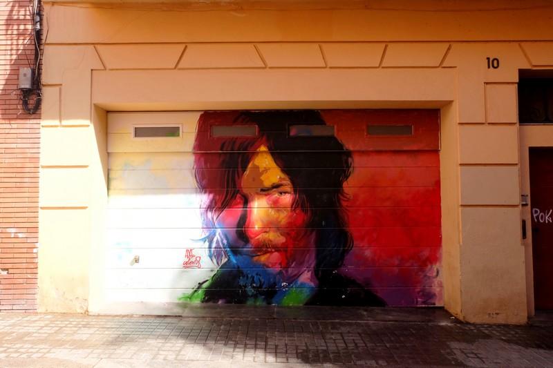 Street-art d'Adria Bosch