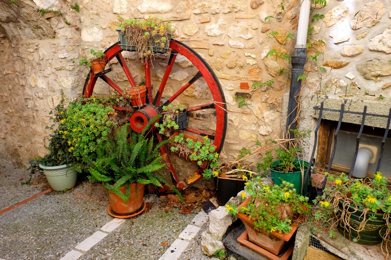 Vieux village d'Aspremont