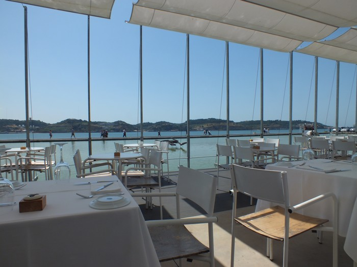 Restaurant à Lisbonne