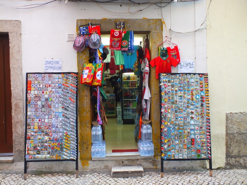 Commerce au bairro alto