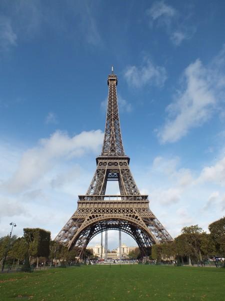 que faire à Paris : visiter la Tour Eiffel