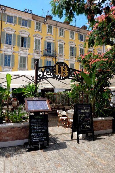 Où manger Place Garibaldi à Nice ?