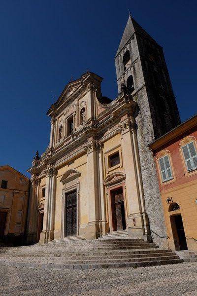 Eglise Saint-Michel à Sospel