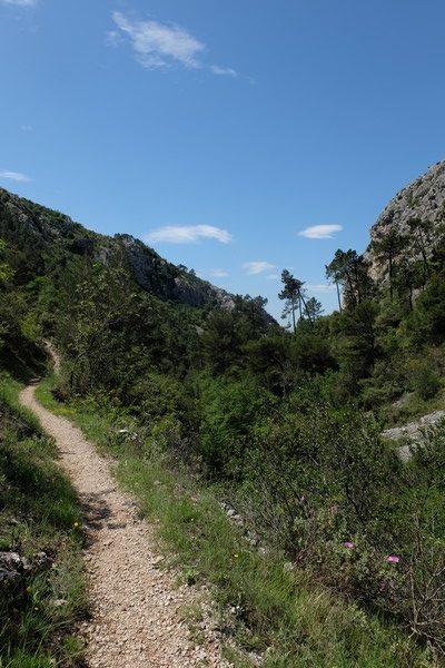 Circuit de Lourquière dans les Alpes-Maritimes