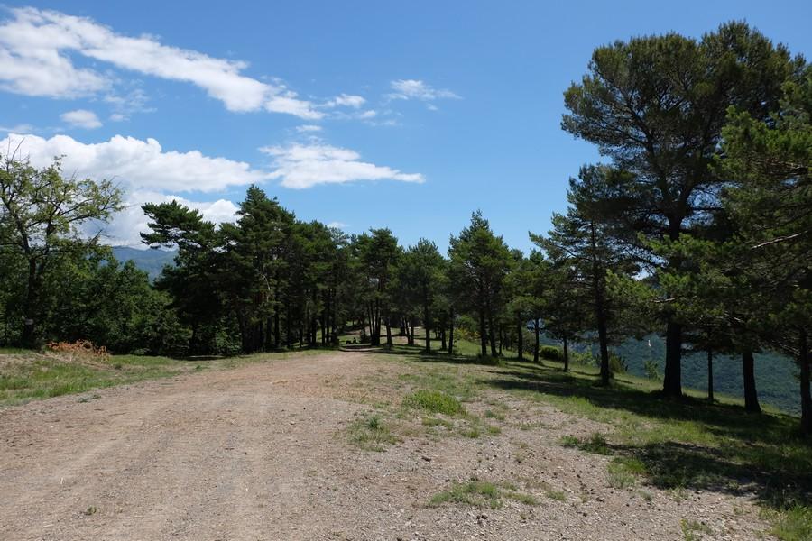 Mont Agaisen à Sospel