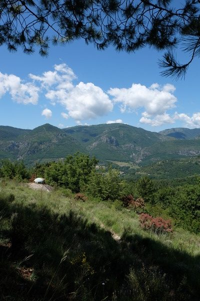 Panorama depuis Agaisen