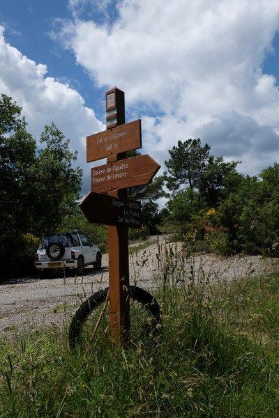 Randonnée à Sospel