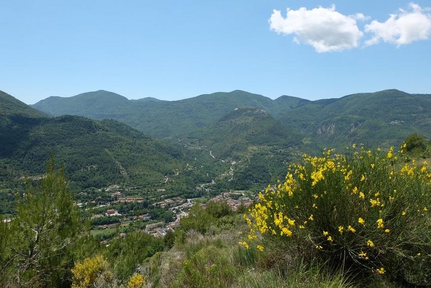 Randonnée Sospel Mont Agaisen