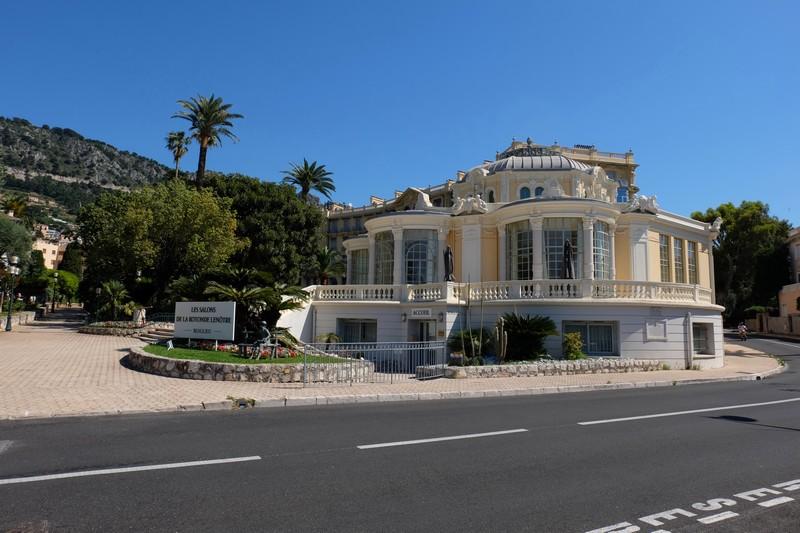 Salons de la Rotonde Lenôtre à Beaulieu-sur-Mer