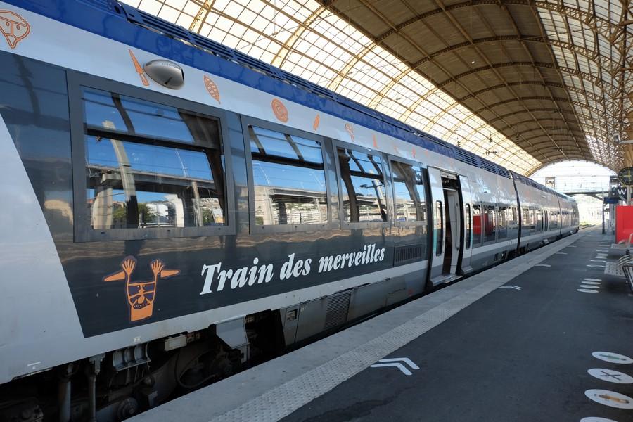 Train des Merveilles TER Sud