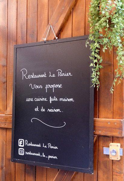 Le Panier est une bonne adresse sur la Côte d'Azur et à Nice