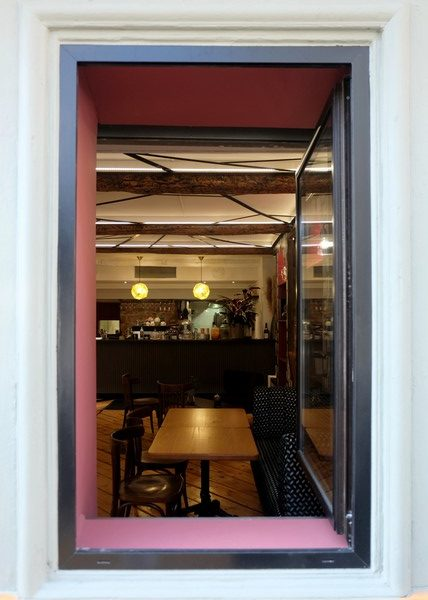 Coffee-shop à Nice