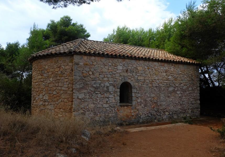 La Chapelle Saint-Caprais à Saint-Honorat