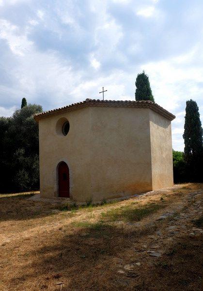 Chapelle Saint-Sauveur de l'Île Saint-Honorat