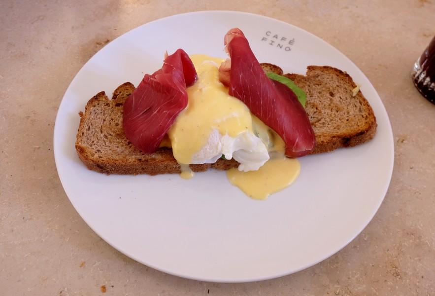 Le Café Fino à Nice