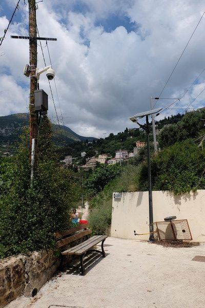 Randonnée à Roquebrune-Cap-Martin dans le 06