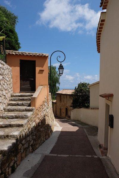 Visite du village de Roquebrune-Cap-Martin