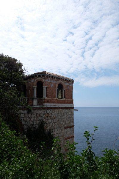 Villa Cypris à Roquebrune-Cap-Martin