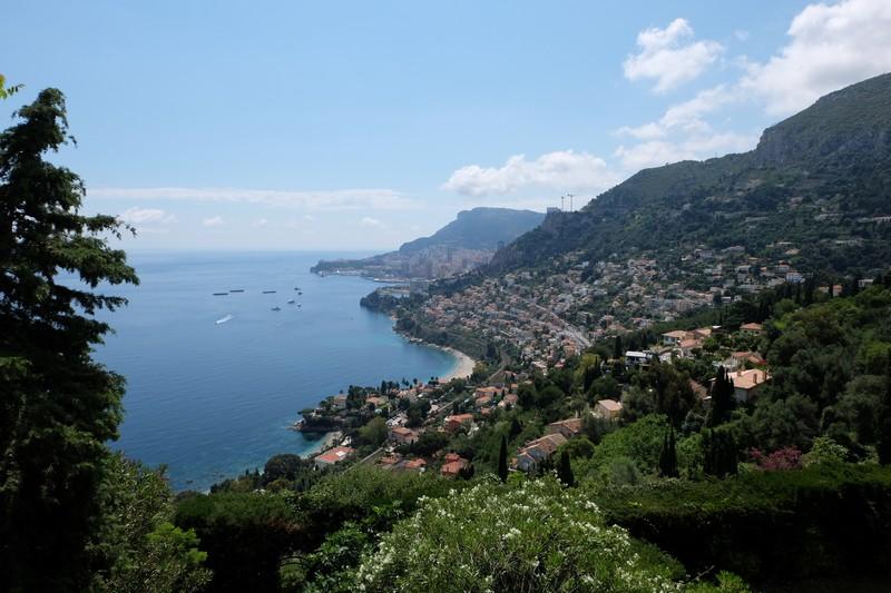 Visiter le village de Roquebrune-Cap-Martin