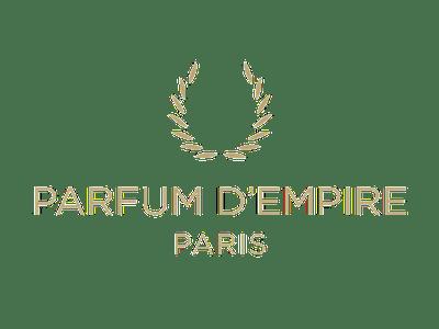 Logo de la marque Parfum d'Empire. Notre Avis