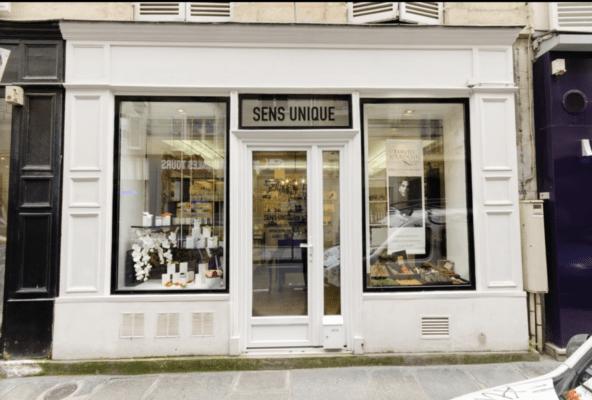 Parfumerie Sens Unique, Paris