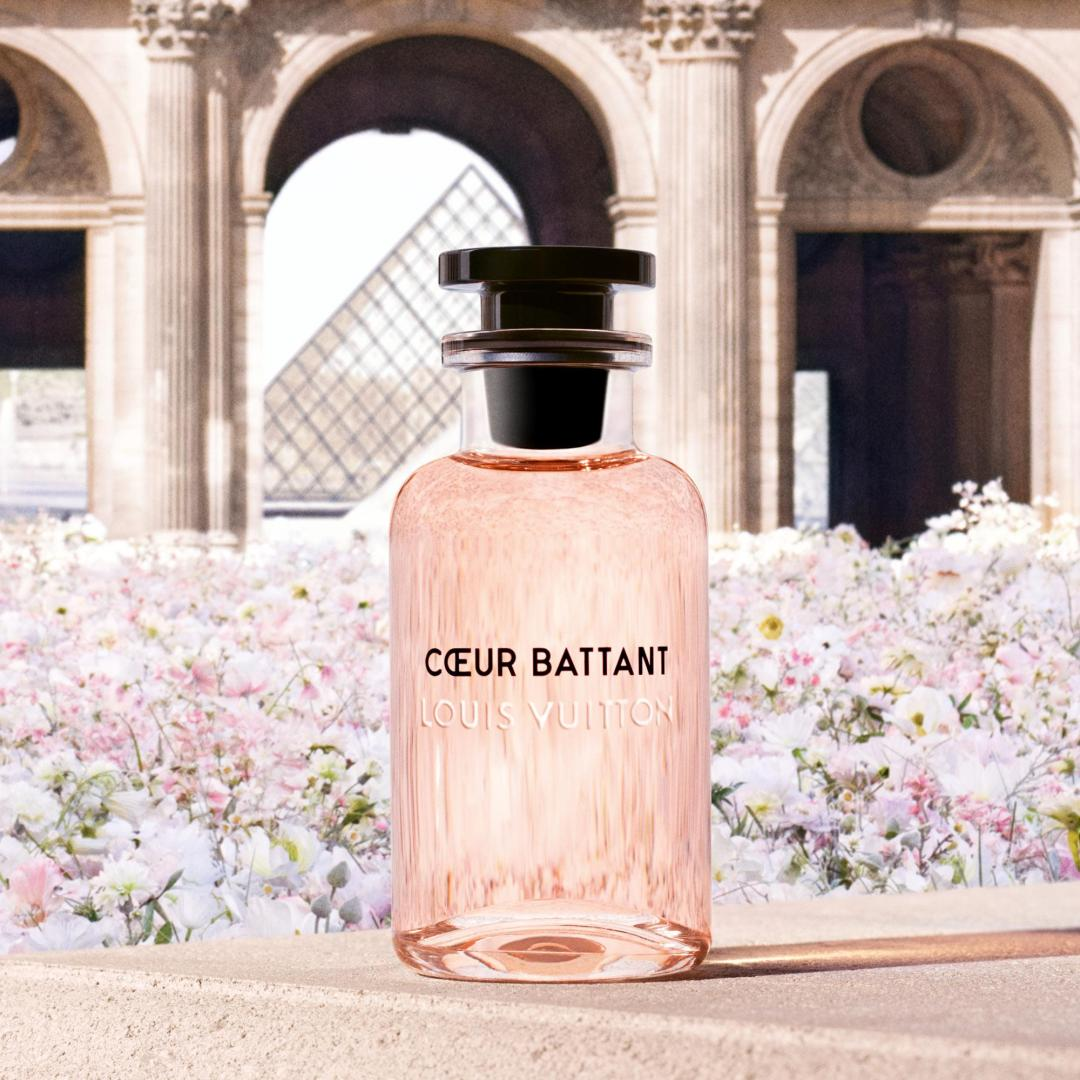 Cœur Battant, parfum Louis Vuitton, notre avis