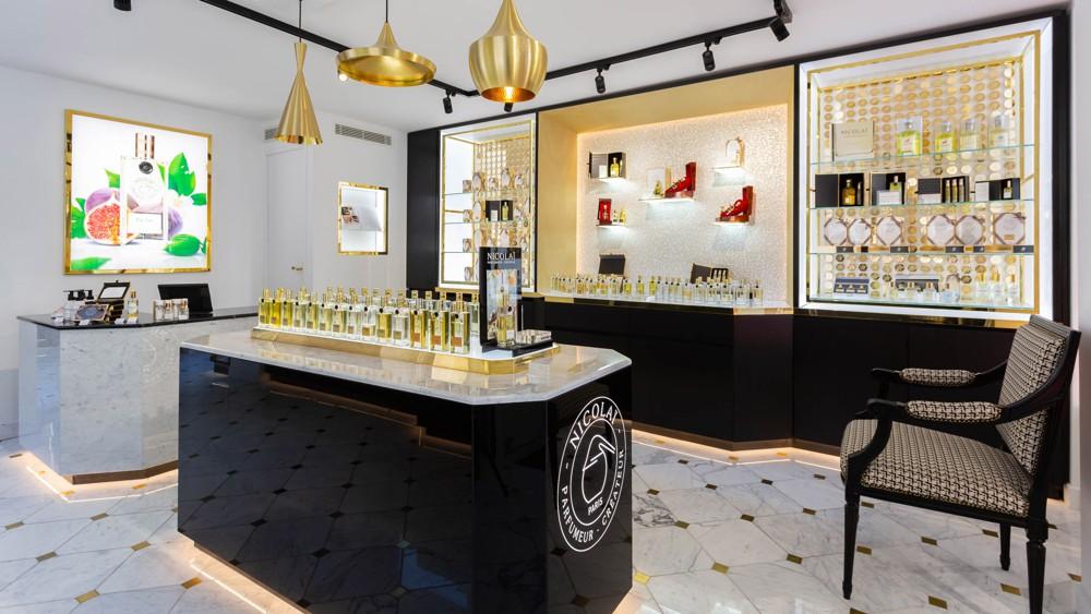 La belle parfumerie de niche, accessible, de Nicolaï
