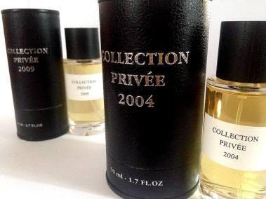 Bois d'Argent, Collection Privée 2004, le précurseur des génériques.