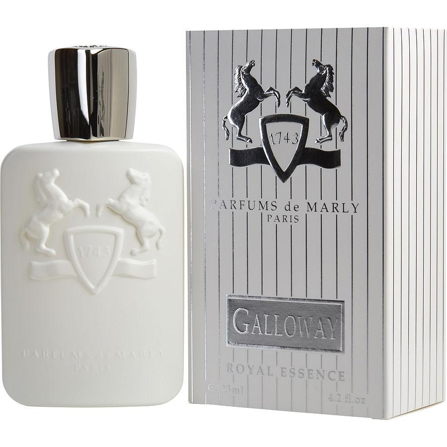 Galloway, parfums de Marly