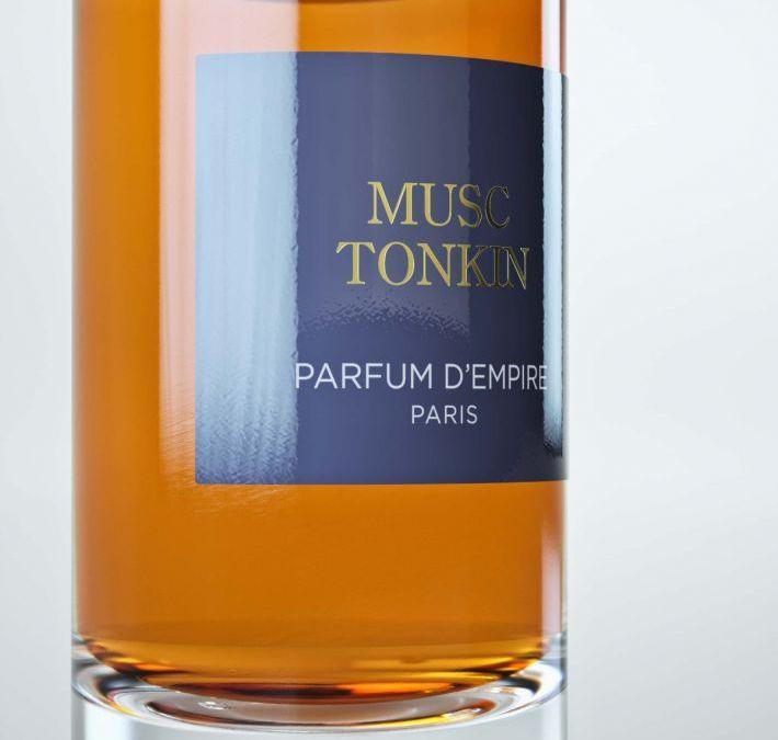 Avis Parfum : Musc Tonkin de Parfum d'Empire