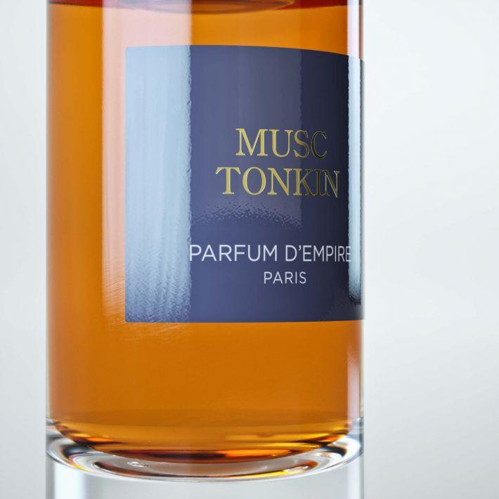 L'avis Parfum de la Parfumerie Podcast sur Musc Tonkin de Parfum d'Empire