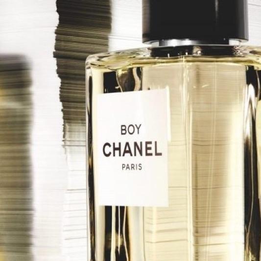 Collection Privée Les Exclusifs de Chanel : Boy