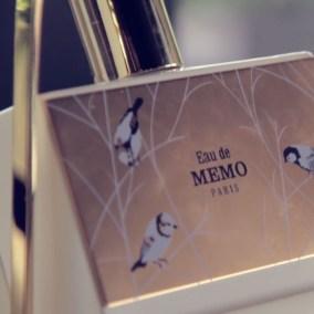 Focus sur un parfum souscoté : l'Eau de Memo