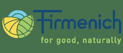 Logo de Firmenich, fournisseur de matières premières en parfumerie