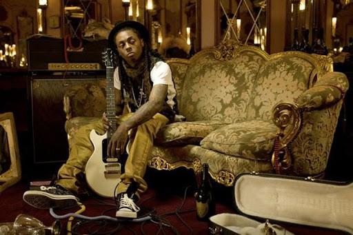 Lil Wayne & Dom Perignon