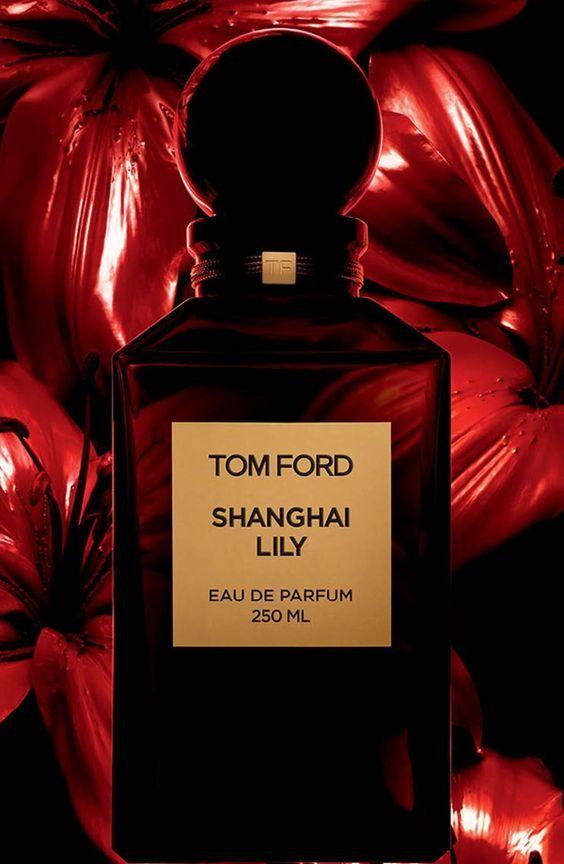 Shanghai Lily de Tom Ford rejoint la triste liste des parfums discontinués