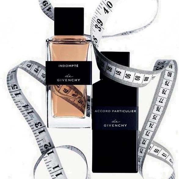 Collection Particulière de Givenchy, Layring Parfum. Accord Particulier et Indompté