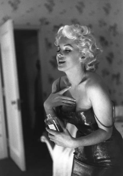 Marilyn Monroe et Chanel N°5, une histoire de buzz